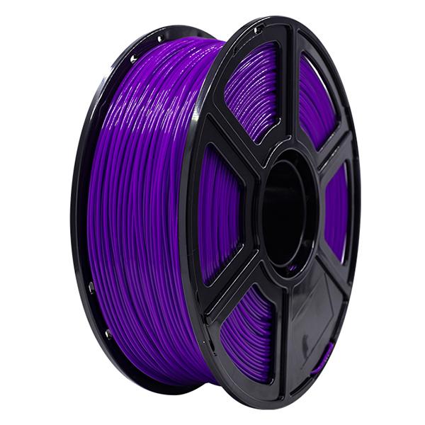 Flashforge 1.75mm PLA 3D Printer Filament, 1kg Spool, Purple