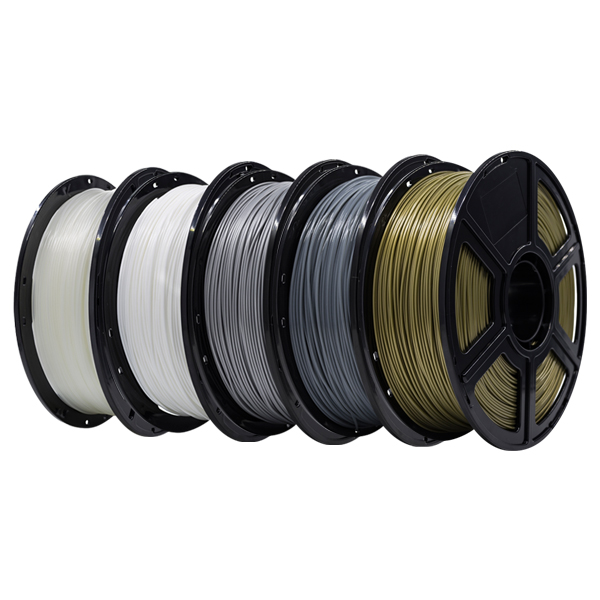 Flashforge PLA 1 KG Filament( Used for Creator Pro, Guider 2/2s, Creator 3)
