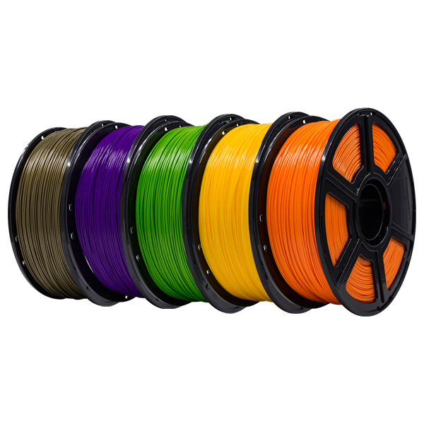 Flashforge ABS 1 KG Filament( Used for Creator Pro, Guider 2/2s, Creator 3)