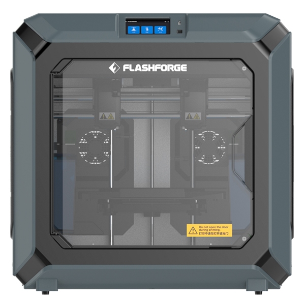 Flashforge Creator 3 3D Printer Independent Dual Extruder for Industrial and Professional Use