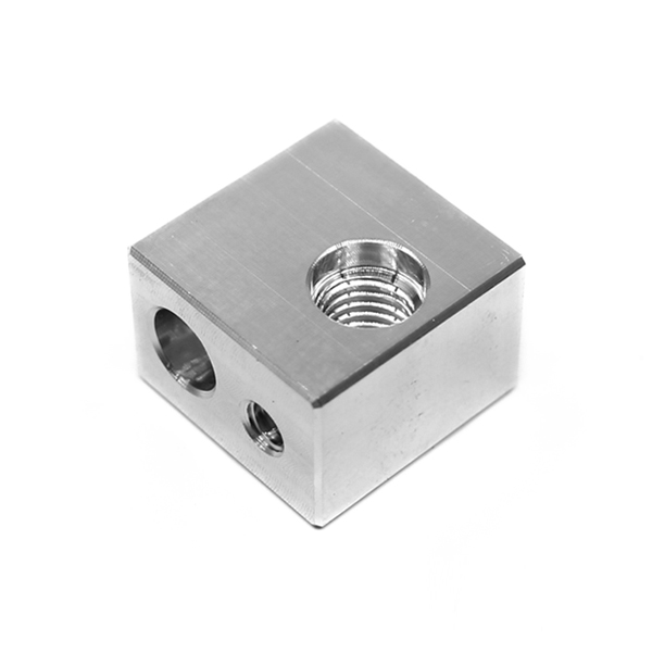 Aluminum Block  For Flashforge Creator Pro 3D Printer