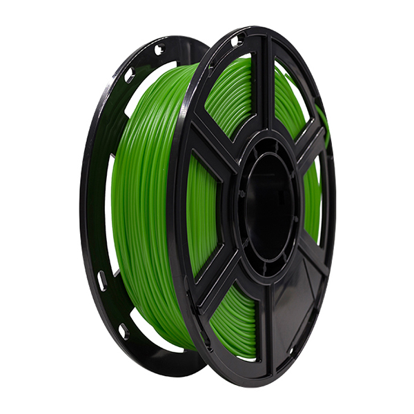 Flashforge PLA 3D Printing Filament 1.75mm 0.5KG/Roll for Dreamer,  Adventurer 3 and Finder Series (Green)