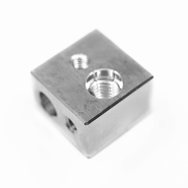 Aluminum Block For Flashforge Dreamer 3D Printer