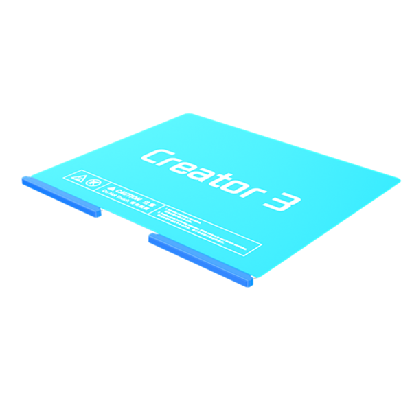 Flexible Build Plate for Creator 3