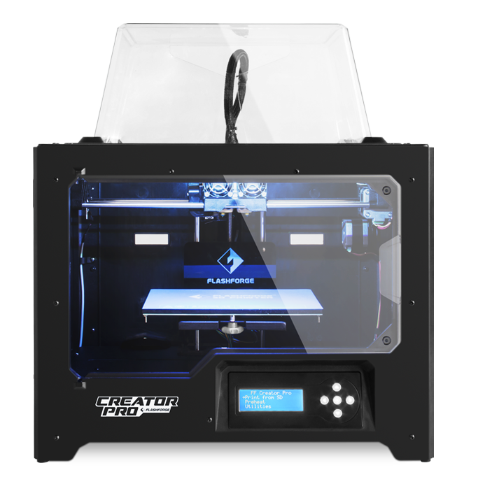 Flashforge Creator Pro 3d printer open source & excellent performance | Flashforgeshop