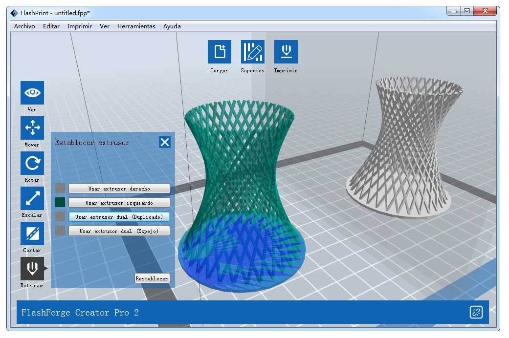 FlashPrint enables simple and functional 3d printing | Flashforgeshop