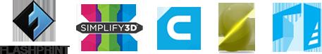 Flashforge Creator Pro 3d printer works with FlashPrint, Simplify3D, Cura | Flashforgeshop