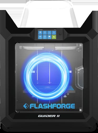 Flashforge Guider II 3d printer enclosed design | Flashforgeshop