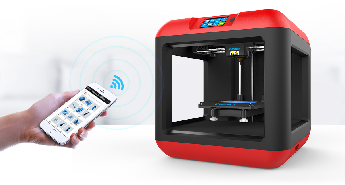 FlashCloud allows you to setup 3d printing online | Flashforgeshop