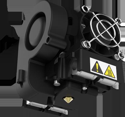 Flashforge Dreamer NX 3d printer patent extruder | Flashforgeshop