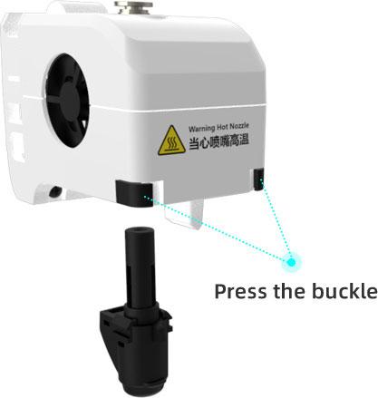 Adventurer 3 Lite 3d printer nozzle | Flashforgeshop