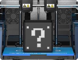 Flashforge Creator 3 3d printer supports dual color 3d printing | Flashforgeshop