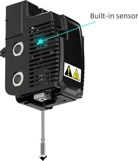 Flashforge Creator 3 3d printer max. 300℃ nozzle | Flashforgeshop
