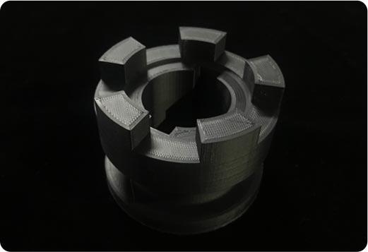 Flashforge Creator 3 ASA 3d printing sample | Flashforgeshop