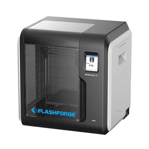 Flashforge Adventurer 3 Lite 3D Printer Auto Leveling Super Cost-effective for Family Use