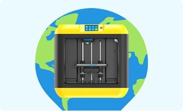 Flashforge Finder Lite 3d printer low energy consumption | Flashforgeshop