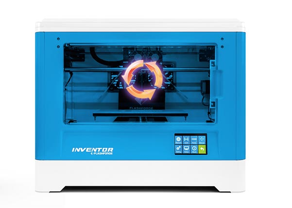 Flashforge Inventor 3d printer enclosed design for superior ABS 3d printing | Flashforgeshop