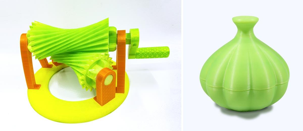 Flashforge Finder Lite 3d printed object sample | Flashforgeshop