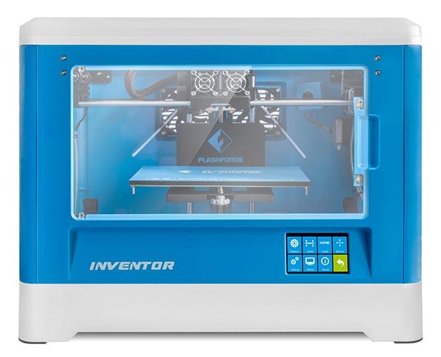 Flashforge Inventor dual extruder 3d printer | Flashforgeshop