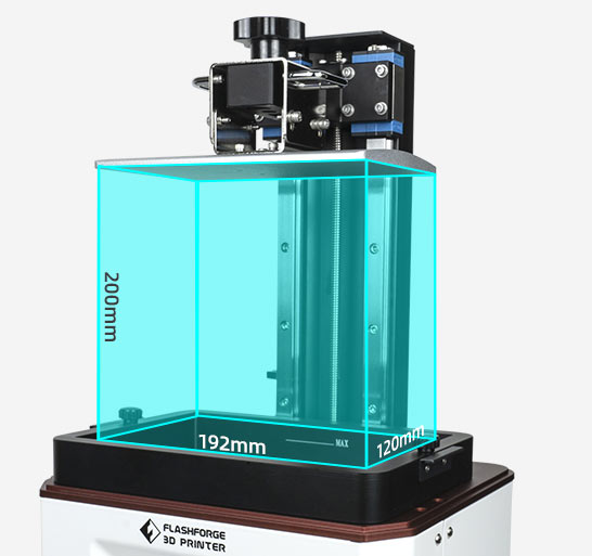 Large LCD resin 3d printer | Flashforgeshop