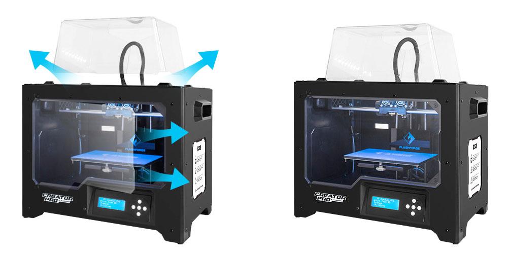 Dual color 3d printed object | Flashforgeshop