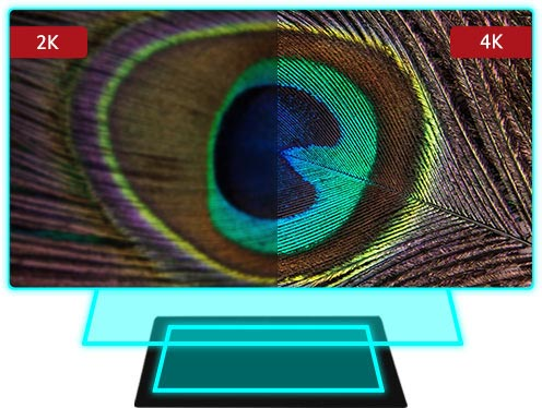 4K Monoscreen 3d printer | Flashforgeshop