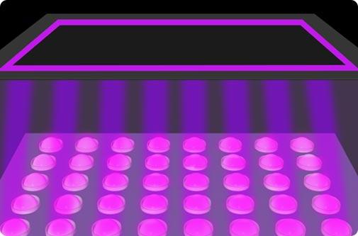 LCD resin 3d printer Parallel UV Lighting Source | Flashforgeshop