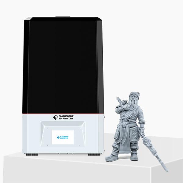 Foto 8.9 LCD resin 3d printer   Flashforgeshop