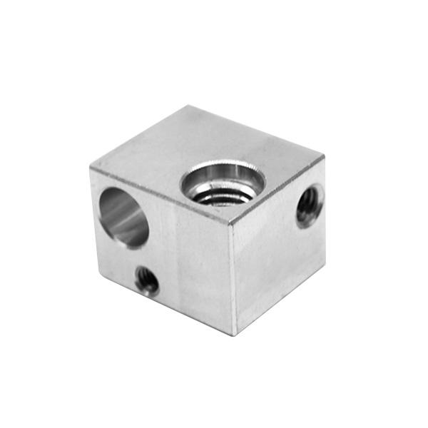 Aluminum Block For Flashforge Finder 2.0 3D Printer