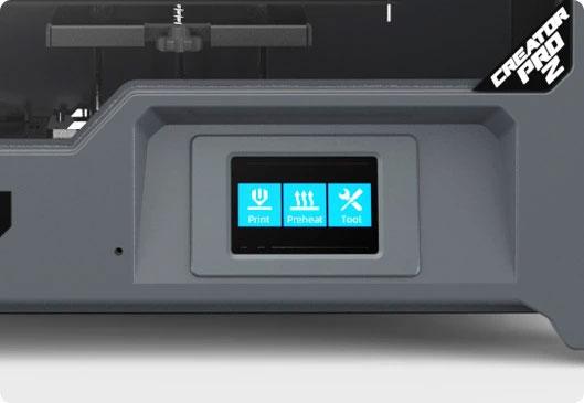 3D Printer Touchscreen | Flashforgeshop