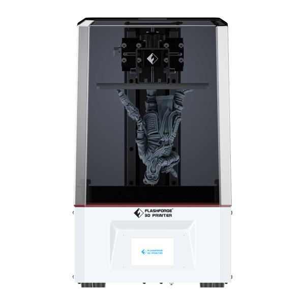 Flashforge Foto 8.9 LCD 3D Printer 4K Monoscreen Higher Print Speed