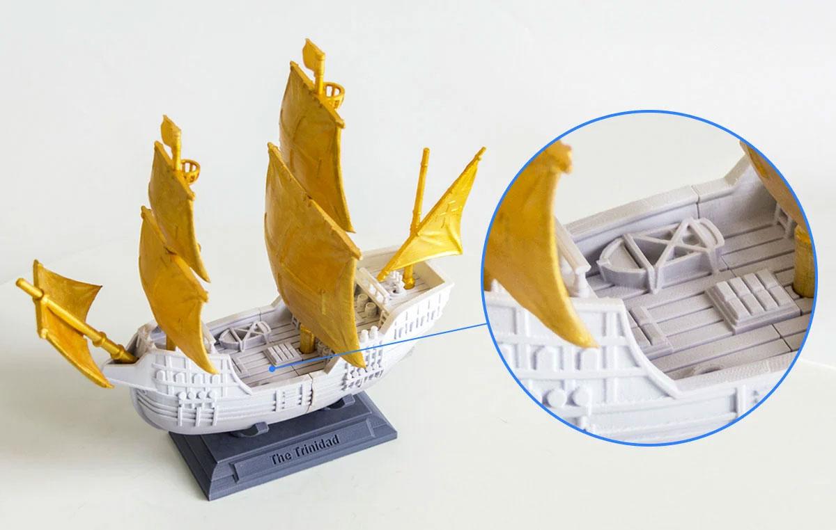 Creator Pro 2 3d printed object sample | Flashforgeshop