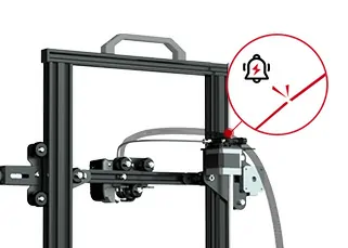 Voxelab Aquila X2 Filament Detection Sensor | Flashforgeshop