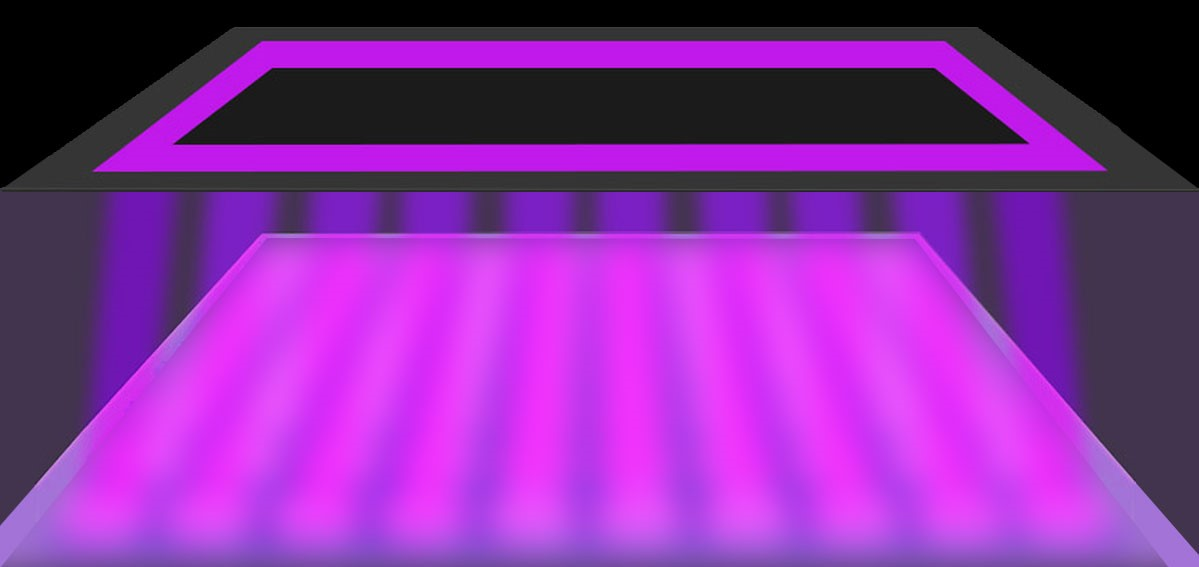 Voxelab Proxima 8.9 Matrix Parallel Light Source