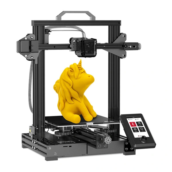 Voxelab Aquila X2 3D Printer with Resume Printing, Filament Detection, Works with PLA, ABS, PETG