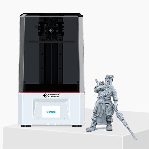 Foto 8.9 LCD resin 3d printer | Flashforgeshop