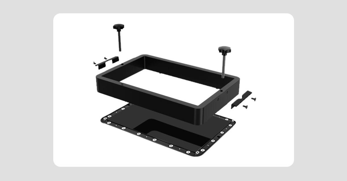 Voxelab Integrated FEP film design   Flashforgeshop