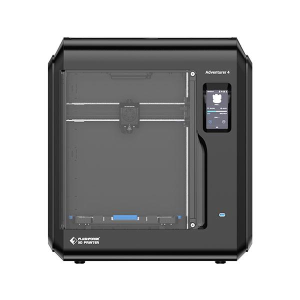 Flashforge Adventurer 4 Powerful 3D Printer True Leveling-FREE Wider Compatibilities