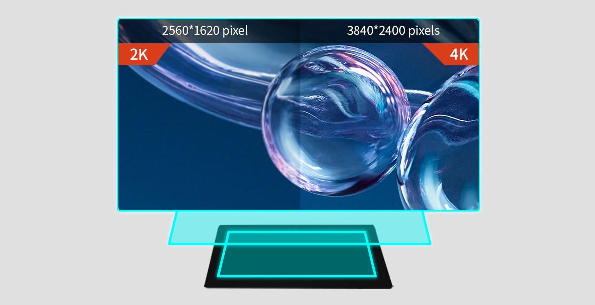 Voxelab Proxima 8.9 4k LCD screen   Flashforgeshop