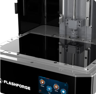 Industrial-grade LCD 3D Printer Flashforge Foto 13.3